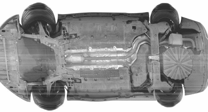 araç altı kamera sistemi