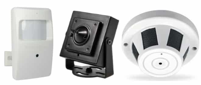 gizli kamera sistemleri